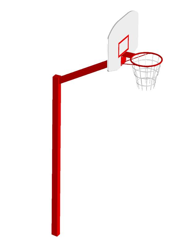 Стойка баскетбольного щита 129