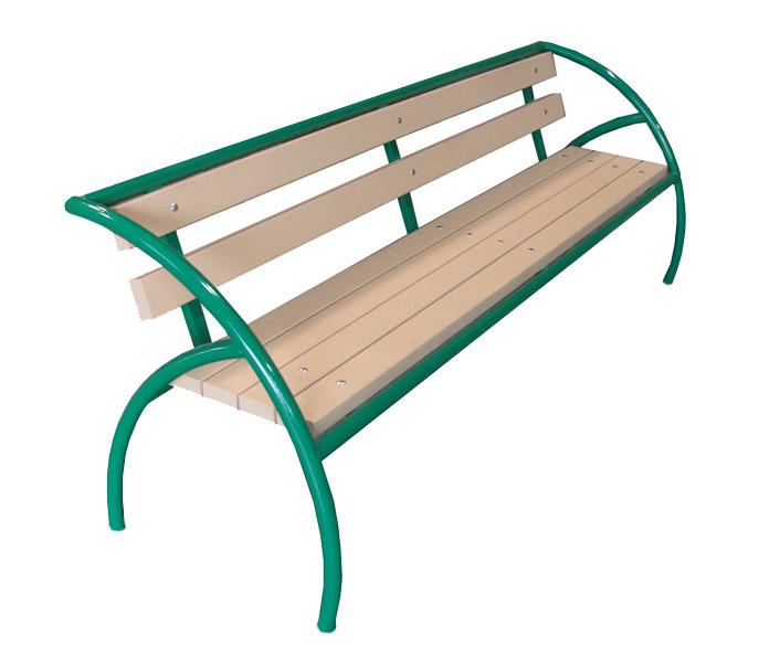 Садовые скамейки своими руками из труб