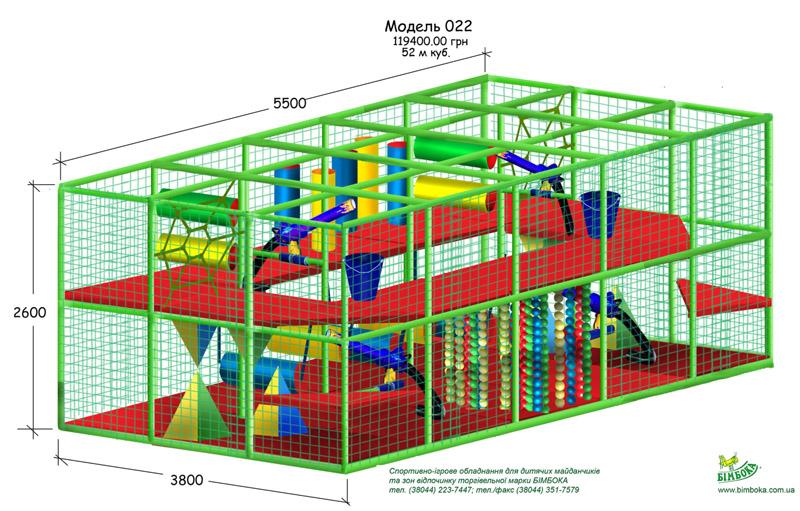 Модель 022