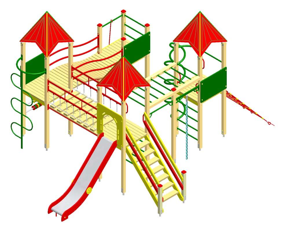 Игровой комплекс С046